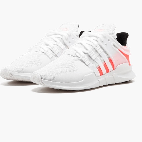 Adidas EQT Support ADV Turbo White Pink Red